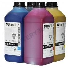 Eco solvent ink for MIMAKI printers and EPSON heads CMYK