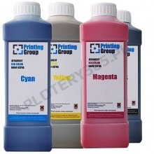 Eco solvent ink for printers with EPSON heads Artemis StormJet  Black