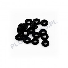 Damper seal and 4mm x 3mm ink tube