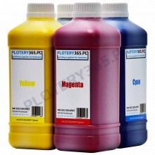 Eco solvent ink for EPSON print heads 1 litre Yellow