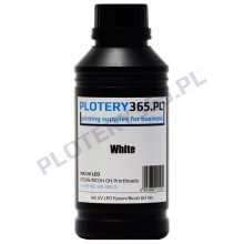 UV Ink for UV LED Printers 500ml UV Ink EPSON and RICOH heads White