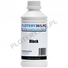 Sublimation Ink for Epson heads and printers 1 liter Black
