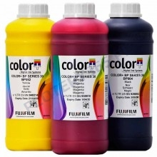 Atrament Mild Solvent FujiFilm Sericol Color+ Yellow 1 litr
