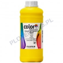 Mild Solvent inkFujiFilm Sericol Color+  Yellow 1 liter