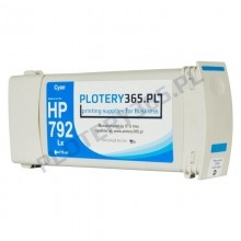 Atrament STS do ploterów HP792 Latex Cyan