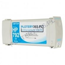 Atrament STS do ploterów HP792 Latex Light Cyan