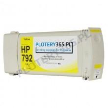 Atrament STS do ploterów HP792 Latex Yellow