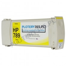 Atrament STS do ploterów HP789 Latex Yellow