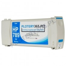 Atrament STS do ploterów HP789 Latex Cyan