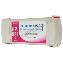 Atrament STS do ploterów HP831 Latex Magenta