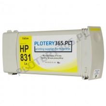 Atrament STS do ploterów HP831 Latex Yellow