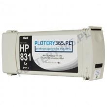 Atrament STS do ploterów HP831 Latex Black