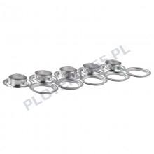 Oczka do banerów metalowe wzmacniane / oczkarka automatyczna 13mm