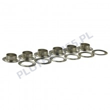 Eyelets for banners - manual eyelet machine 12mm