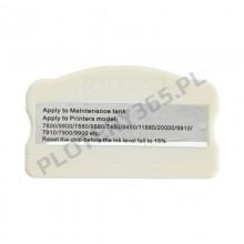 Maintenance Tank chip resetter Epson Stylus Pro 7800 / 9800