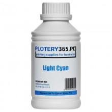 Atrament pigmentowy / Pigment do ploterów Epson Stylus Pro DX5 500ml Light Cyan