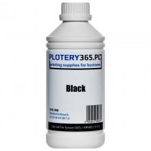 Atrament barwnikowy / Dye do ploterów z głowicami Epson DX5 1 litr Black