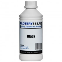 Water-based Dye ink for printers with Epson DX5 heads 1L Black