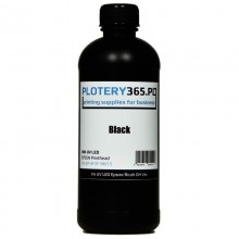 UV Ink for UV LED Printers 500ml UV Ink EPSON and RICOH heads Black