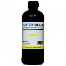 UV Ink for UV LED Printers 500ml UV Ink EPSON and RICOH heads Yellow