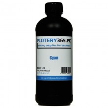 UV Ink for UV LED Printers 500ml UV Ink EPSON and RICOH heads Cyan